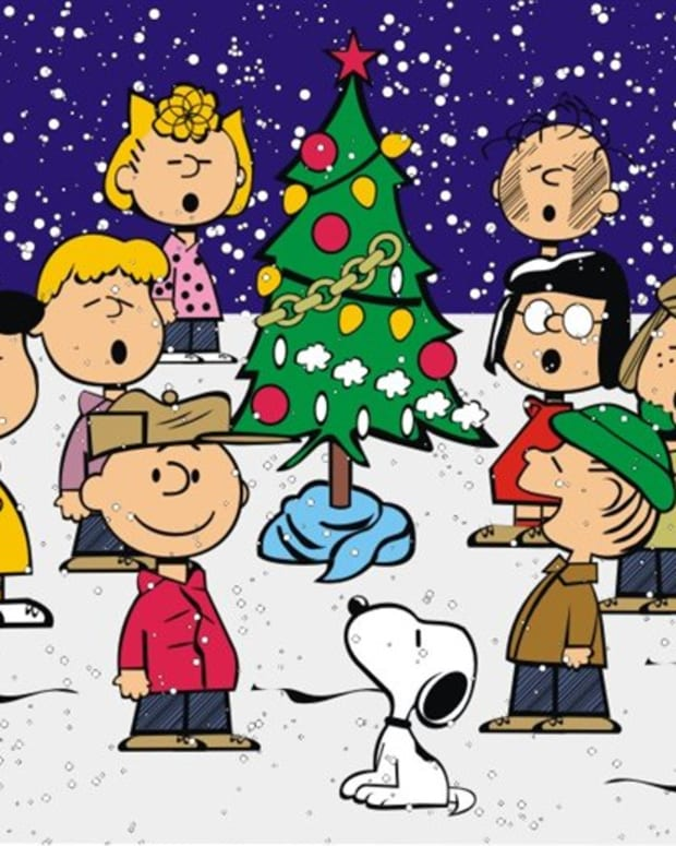 DO NOT USE: A Charlie Brown Christmas Photo