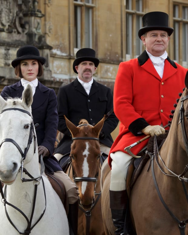 Downton Abbey Season 6 Photo