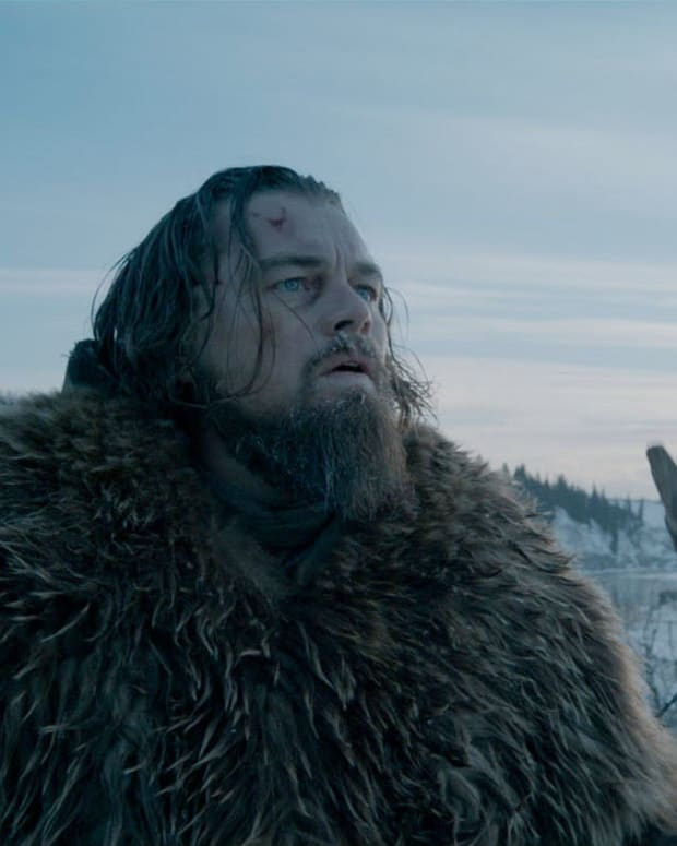Leonardo DiCaprio The Revenant Photo