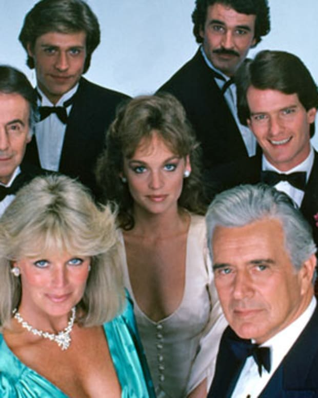 Dynasty Cast Photo