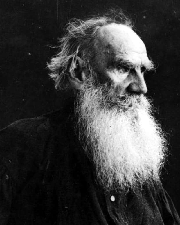 Leo Tolstoy Photo