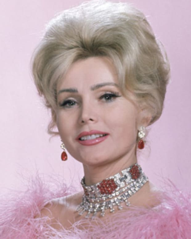 Zsa Zsa Gabor Photo in 1961