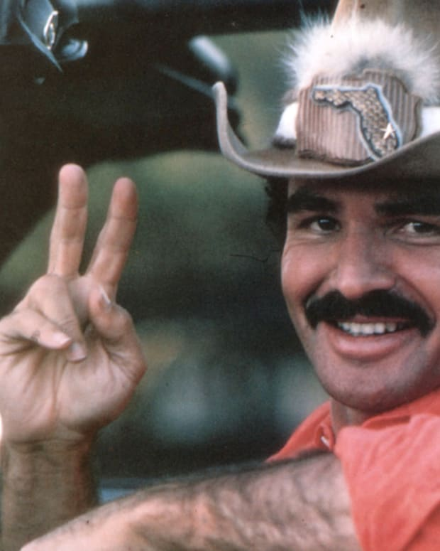 Burt Reynolds Smokey and the Bandit Photo