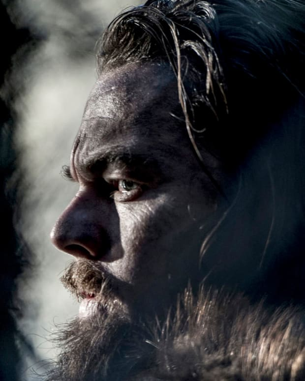 Leonardo DiCaprio Photo Courtesy Kimberley French © 2015 Regency Entertainment