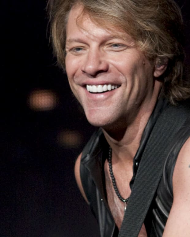 Jon Bon Jovi Photo by takikmad / Shutterstock.com