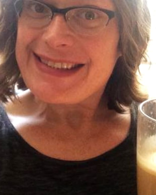 Lilly Wachowski Self-Portrait Photo via Windy City Times