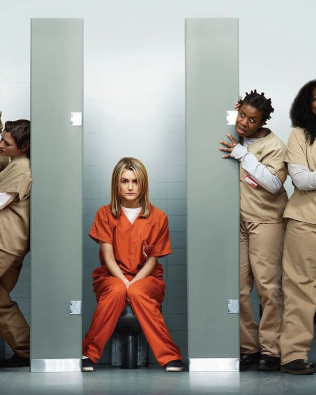 Orange Is The New Black Photo Courtesy Netflix/Photofest