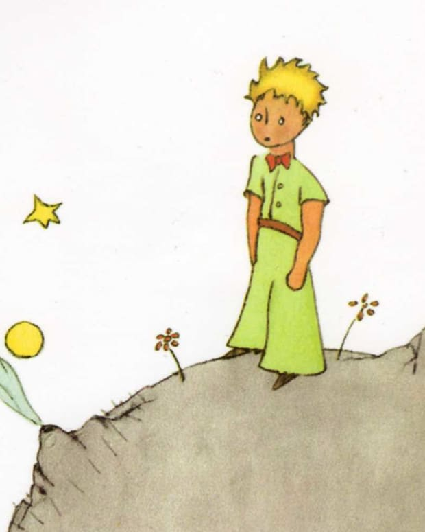 The Little Prince Book Cover Photo © Éditions Gallimard