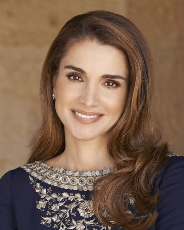 Queen Rania Photo Courtesy of Office of Her Majesty Queen Rania Al Abdullah