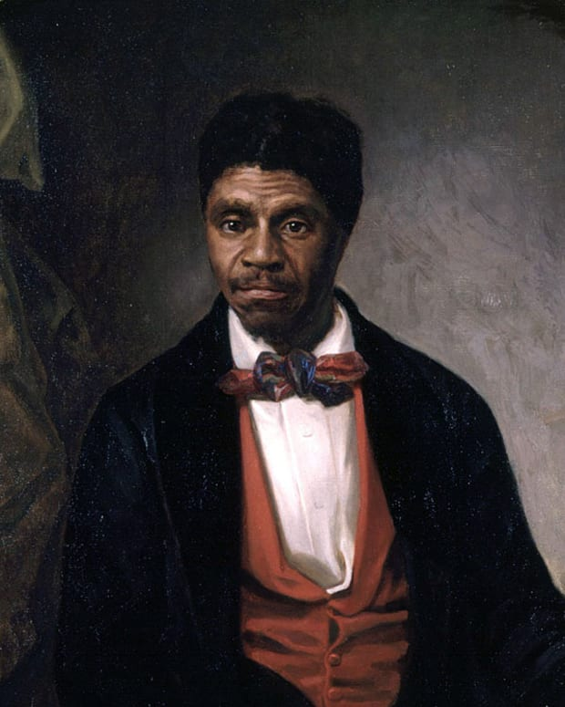 Dred Scott Painting by Louis Schultze Digital Image ©1998 Missouri Historical Society, St. Louis