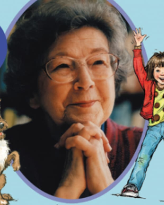 Beverly Cleary A Girl from Yamhill Photo Courtesy HarperCollins Publishers