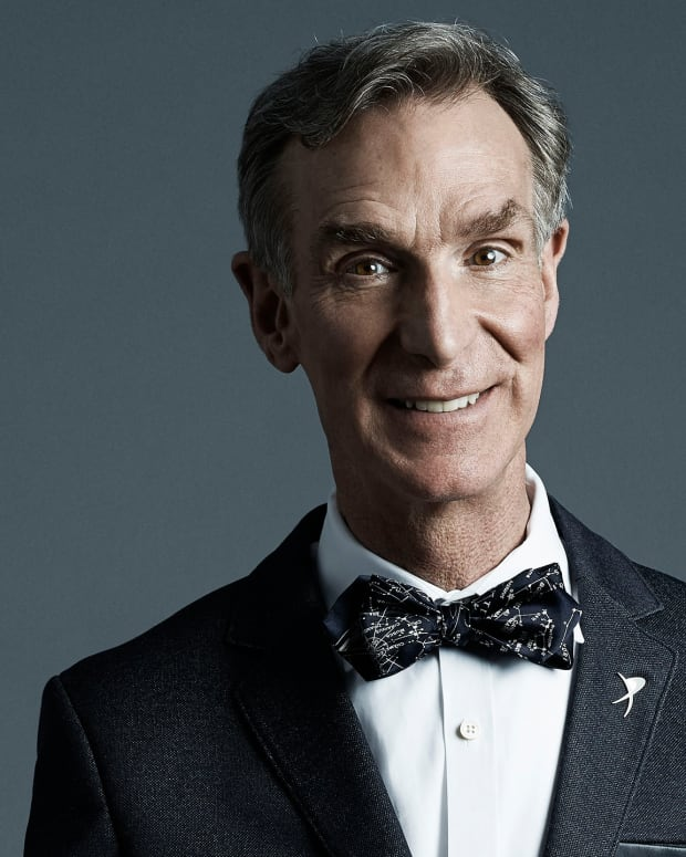 Bill Nye Photo By F. Scott Schafer Courtesy Planetary Society