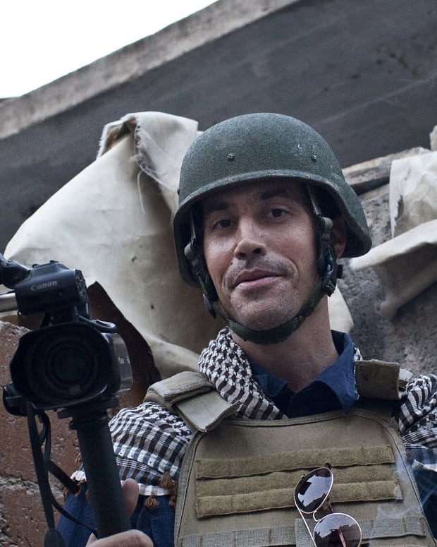 James Foley Photo Courtesy of HBO
