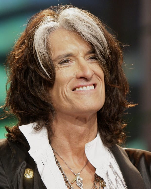 Joe Perry Photo via Getty Images