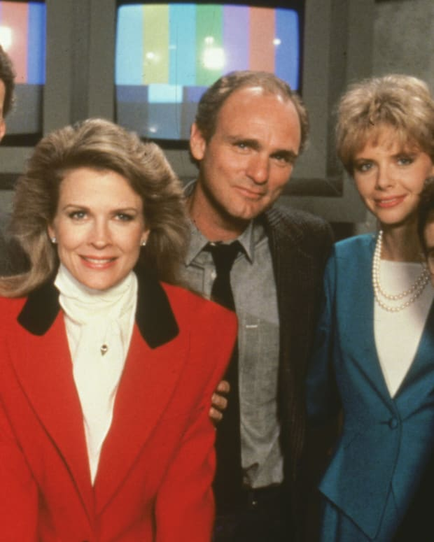 Murphy Brown Candice Bergen Photo