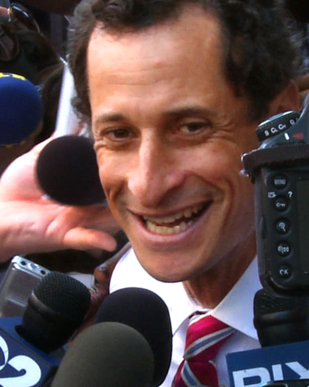 Anthony Weiner in Weiner Photo Courtesy IFC Films