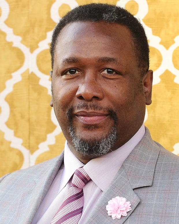 Wendell Pierce photo via Getty Images