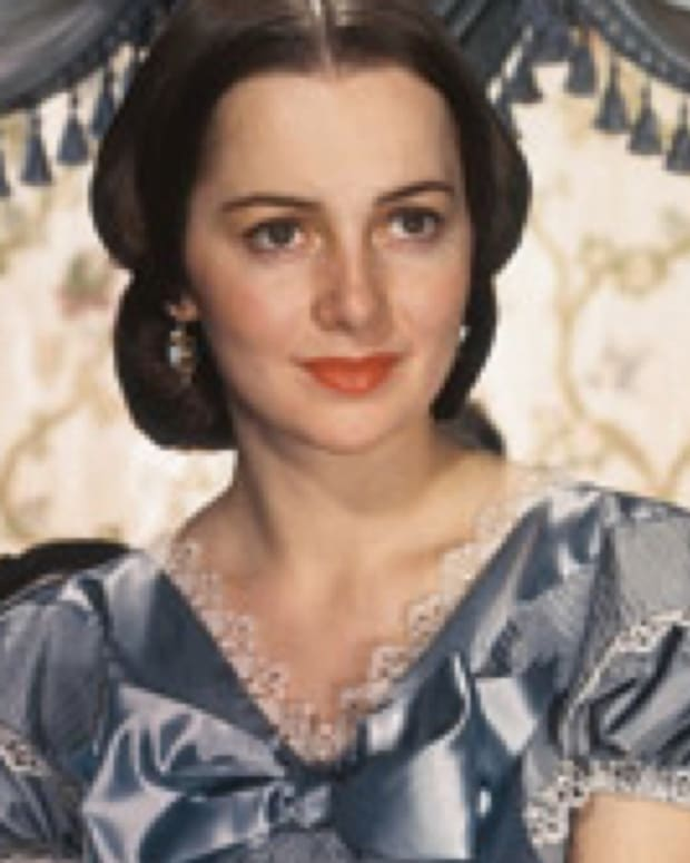 Olivia de Havilland Photo London Evening Standard Public Domain via Wikimedia Commons