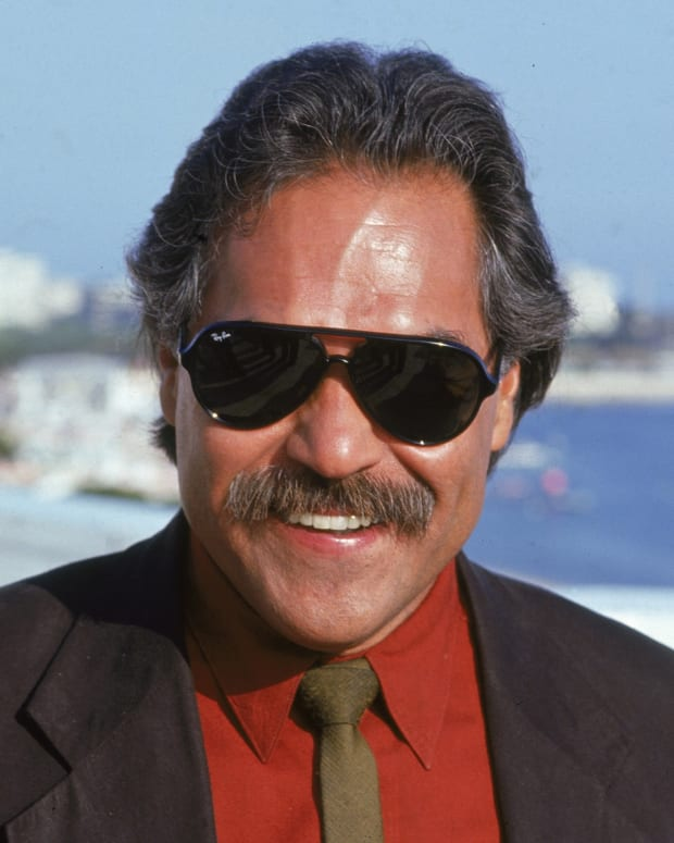 Luis Valdez photo via Getty Images