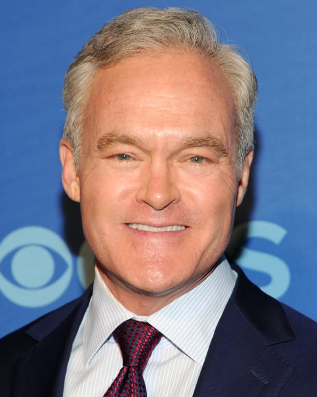Scott Pelley CBS 2013 Upfront Photo By Ben Gabbe/Getty Images