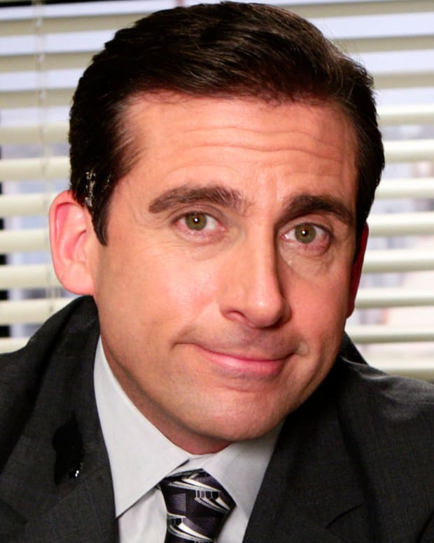 Steve Carell Office Photo Courtesy NBC