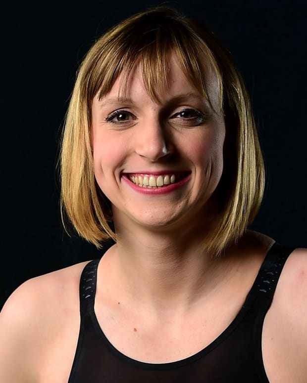 Katie Ledecky photo via Getty Images