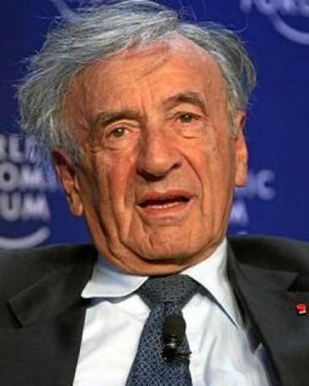 Elie_Wiesel_World_Economic_Forum_Annual_Meeting_Davos_2008_By World Economic Forum [CC BY-SA 2.0 (http-/creativecommons.org/licenses/by-sa/2.0)], via Wikimedia Commons