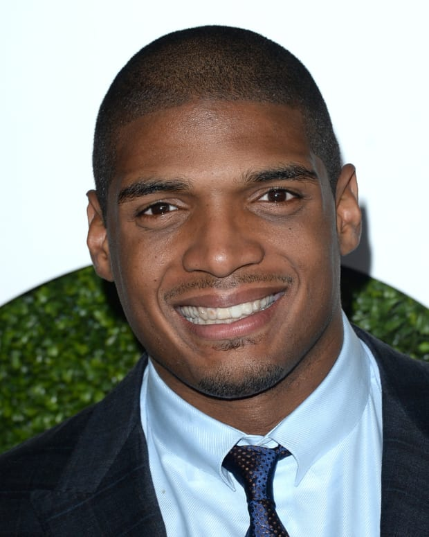 Michael Sam photo via Getty Images