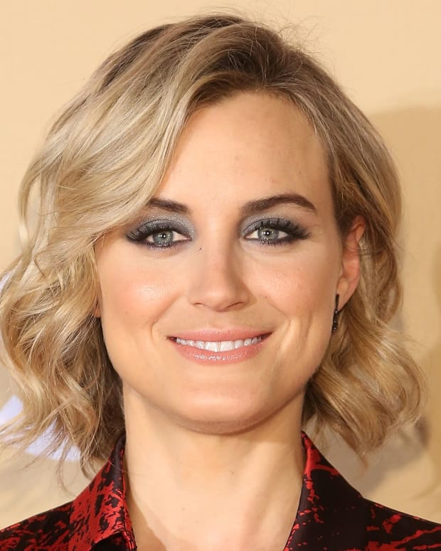 Taylor Schilling photo via Getty Images