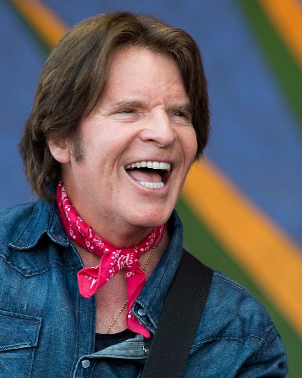 John Fogerty photo via Getty Images