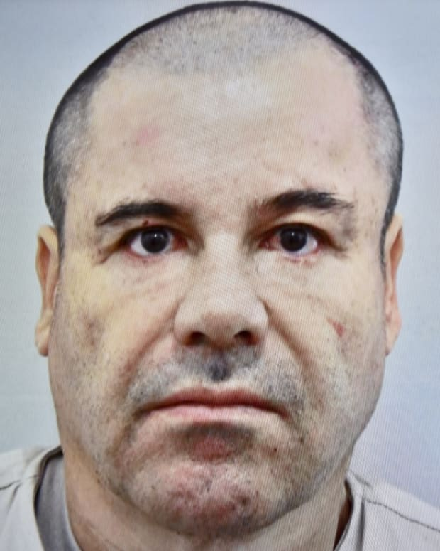 Joaquin 'El Chapo' Guzman photo via Getty Images
