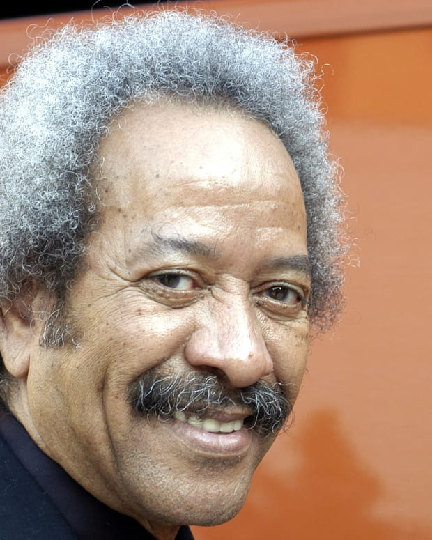 Allen Toussaint photo via Getty Images