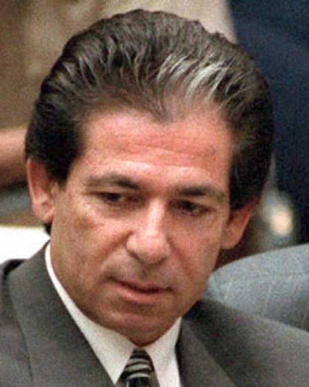 Robert Kardashian, Sr. photo via Getty Images