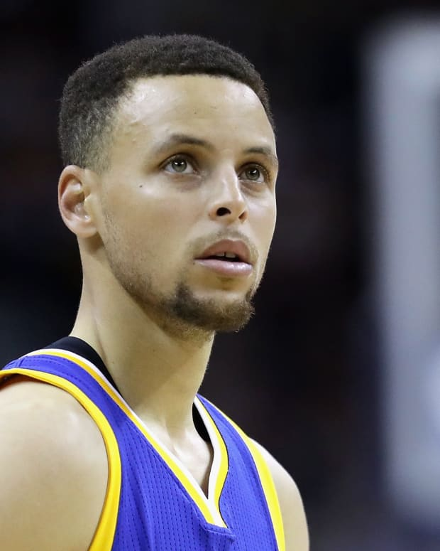 Stephen Curry photo via Getty Images
