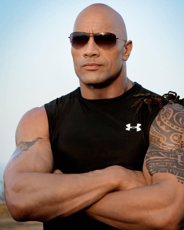 Dwayne Johnson Promo