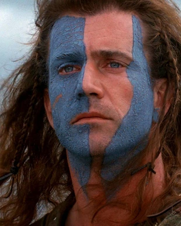 Braveheart Mel Gibson Photo