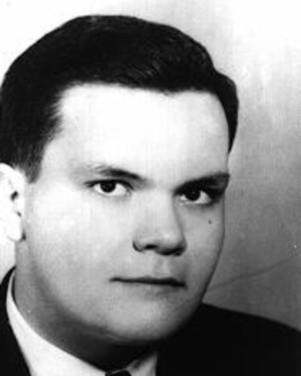 John Kennedy Toole Photo