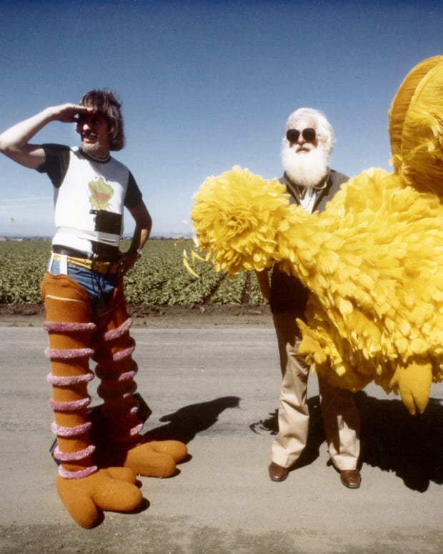 I Am Big Bird Movie Photo