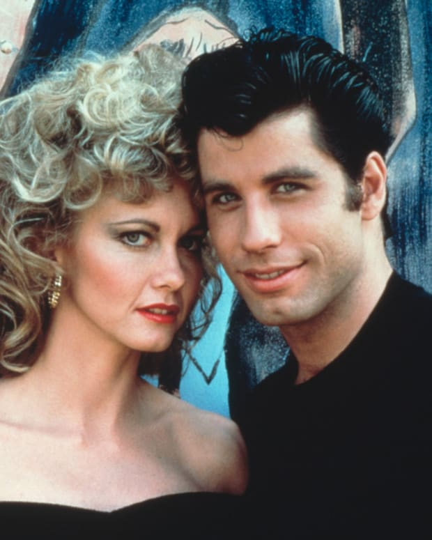Grease Movie Photo