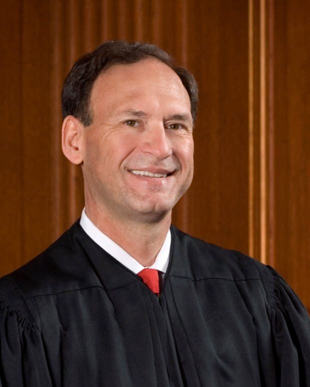 Samuel Alito Photo