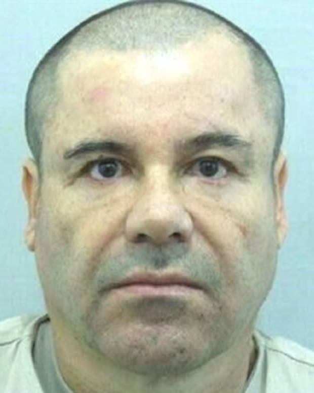 DO NOT USE: Joaquin El Chapo Guzman Photo