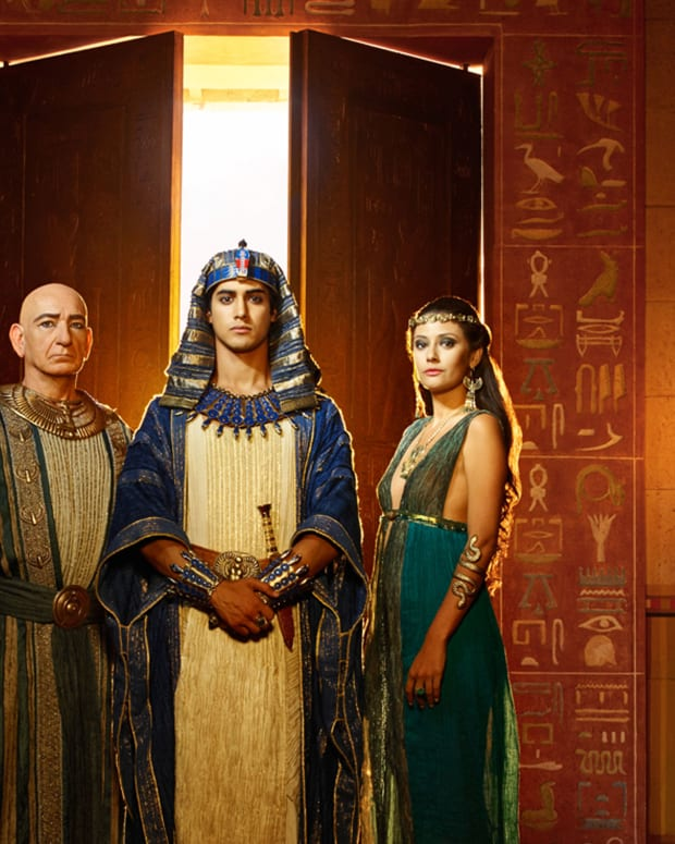 King Tut Spike TV Photo