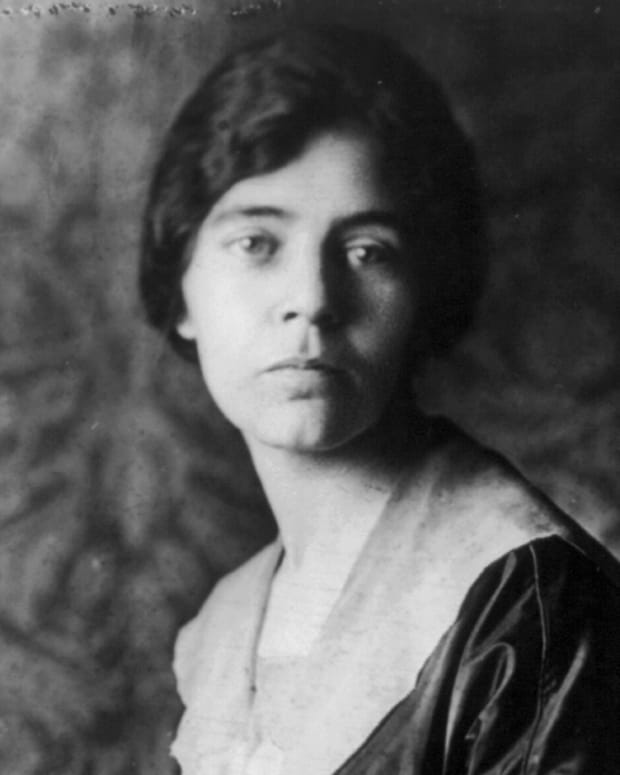 Alice Paul Photo