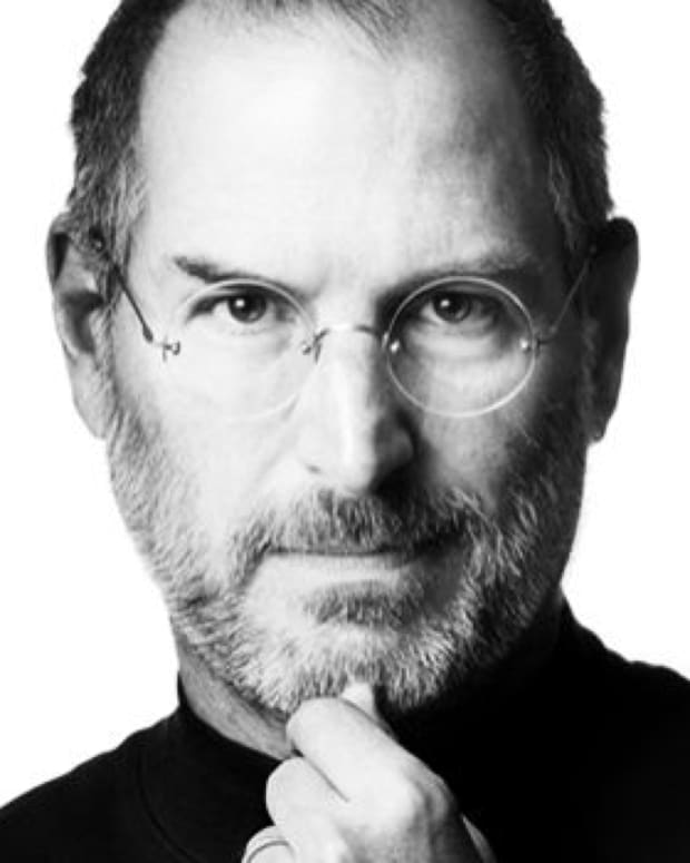 What We Learn About Steve Jobs From The New Documentary Man In Machine