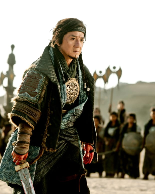 Dragon Blade Jackie Chan Photo
