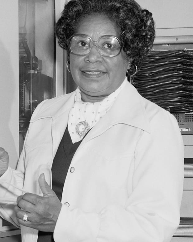 Mary Jackson at NASA