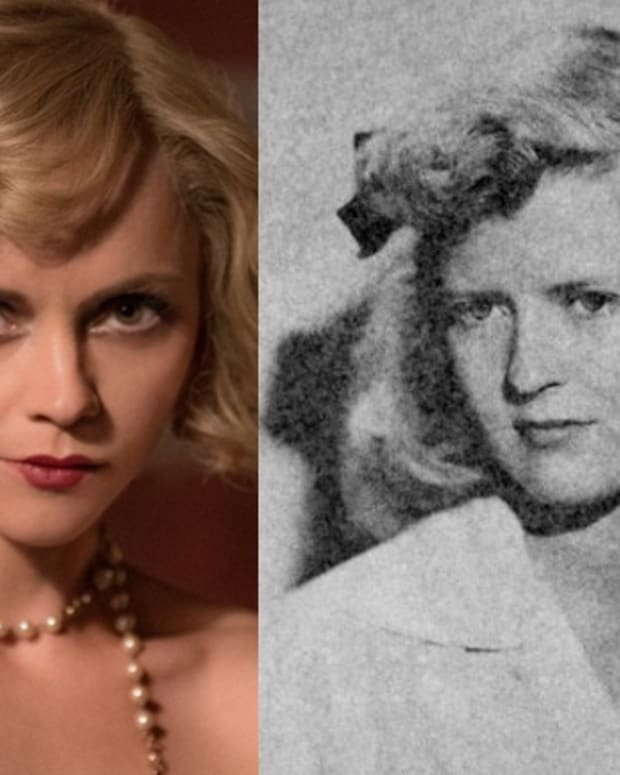 Christina Ricci and Zelda Fitzgerald