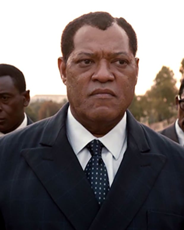 Laurence Fishburne Madiba BET Series Photo