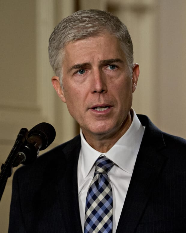 Neil Gorsuch Photo