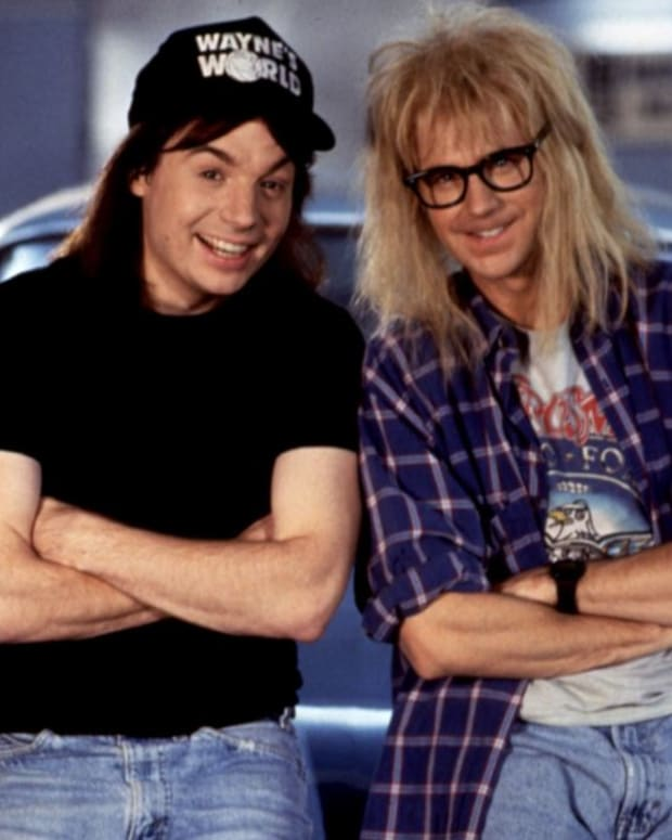Wayne's World Movie Photo